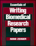 Essentials of Writing Biomedical Research Papers