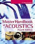 Master Handbook Of Acoustics 4th Edition