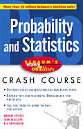 Schaums Easy Outline of Probability & Statistics 1st Edition
