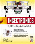 Insectronics: Build Your Own Walking Robot