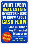 What Every Real Estate Investor Needs to Know About Cash Flow & 36 Other Key Financial Measures