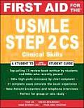 First Aid For The Usmle Step 2 Cs 2nd Edition