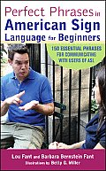 Perfect Phrases for American Sign Language