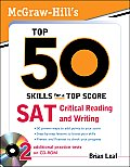 Top 50 Skills Sat Critical Reading & Wri