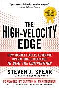 High Velocity Edge 2nd Edition