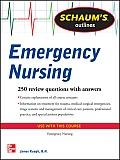 Schaum's Outline of Emergency Nursing: 242 Review Questions