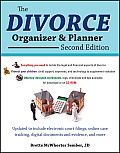 The Divorce Organizer and Planner , 2nd Edition [With CDROM]