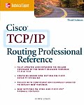 Cisco Tcp Ip Professional Reference 3rd Edition