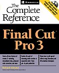 Final Cut Pro 3 The Complete Reference