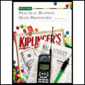Practical Business Math Procedures 6th Edition