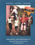 Principles & Methods Of Adapted Physical