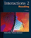 Interactions 2 Reading 4th Edition