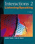 Interactions 2 Listening Speaking 4th Edition