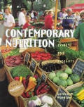 Contemporary Nutrition : Issues and Insights / With CD-rom 2.0 (4TH 00 - Old Edition)