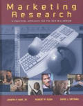 Marketing Research : a Practical Approach for the New Millennium  / With 3.5