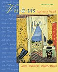 Vis A Vis Beginning French 3rd Edition
