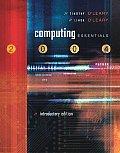 Computing Essentials 2004 Intro W/ Powerweb & Interactive Companion CD