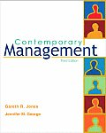 Contemporary Management with Student CD, Powerweb, and Skill Booster Card with CDROM and Other