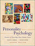 Personality Psychology Domains Of Know