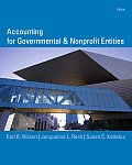 Accounting for Governmental & Nonprofit Entities 15th editioin