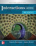 Interactions... : Reading, Silver - With CD and Access ((5TH)07 Edition)