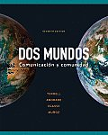 DOS Mundos Plus Package for Students Color Loose Leaf Print Text E Book Online WB LM