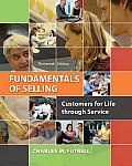 Fundamentals of Selling Fundamentals of Selling Customers for Life Through Service 13th Edition