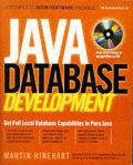 Java Database Development with CDROM