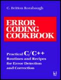 Error Coding Cookbook Practical C C++ Routines