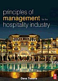 Principles of Management for the Hospitality Industry