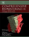 Comprehensive Biomaterials II