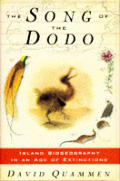 Song Of The Dodo Island Biogeography
