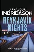 Reyk Javik Nights Murder in Reykjavik