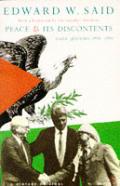 Peace & Its Discontents Gaza Jericho 199