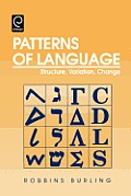 Patterns of Language Structure Variation Change