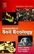Fundamentals Of Soil Ecology 2nd Edition