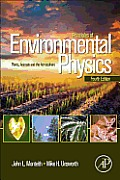 Principles Of Environmental Physics Plants Animals & The Atmosphere