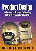 Product Design Techniques In Reverse Engineering