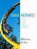 College Mathematics: Solving Problems in Finite Mathematics and Calculus