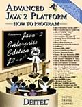 Advanced Java(tm) 2 Platform How to Program with CDROM (How to Program)