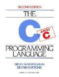 C Programming Language ANSI C 2nd Edition