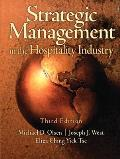 Strategic Management in the Hospitality Industry