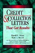 Credit & Collection Letters That Get Results