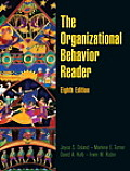 Organizational Behavior Reader (8TH 07 - Old Edition)