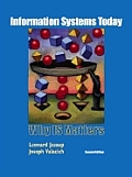 Information Systems Today 2nd Edition Why Is Mat