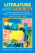 Literature & Society An Introduction to Fiction Poetry Drama Nonfiction