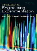 Introduction To Engineering Experimentat