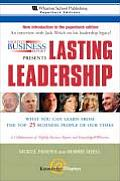 Nightly Business Report Presents Lasting Leadership What You Can Learn from the Top 25 Business People of Our Times