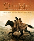 Out of Many: A History of the American People, Volume I (Chapters 1-16) with CDROM