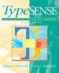Typesense Making Sense of Type on the Computer